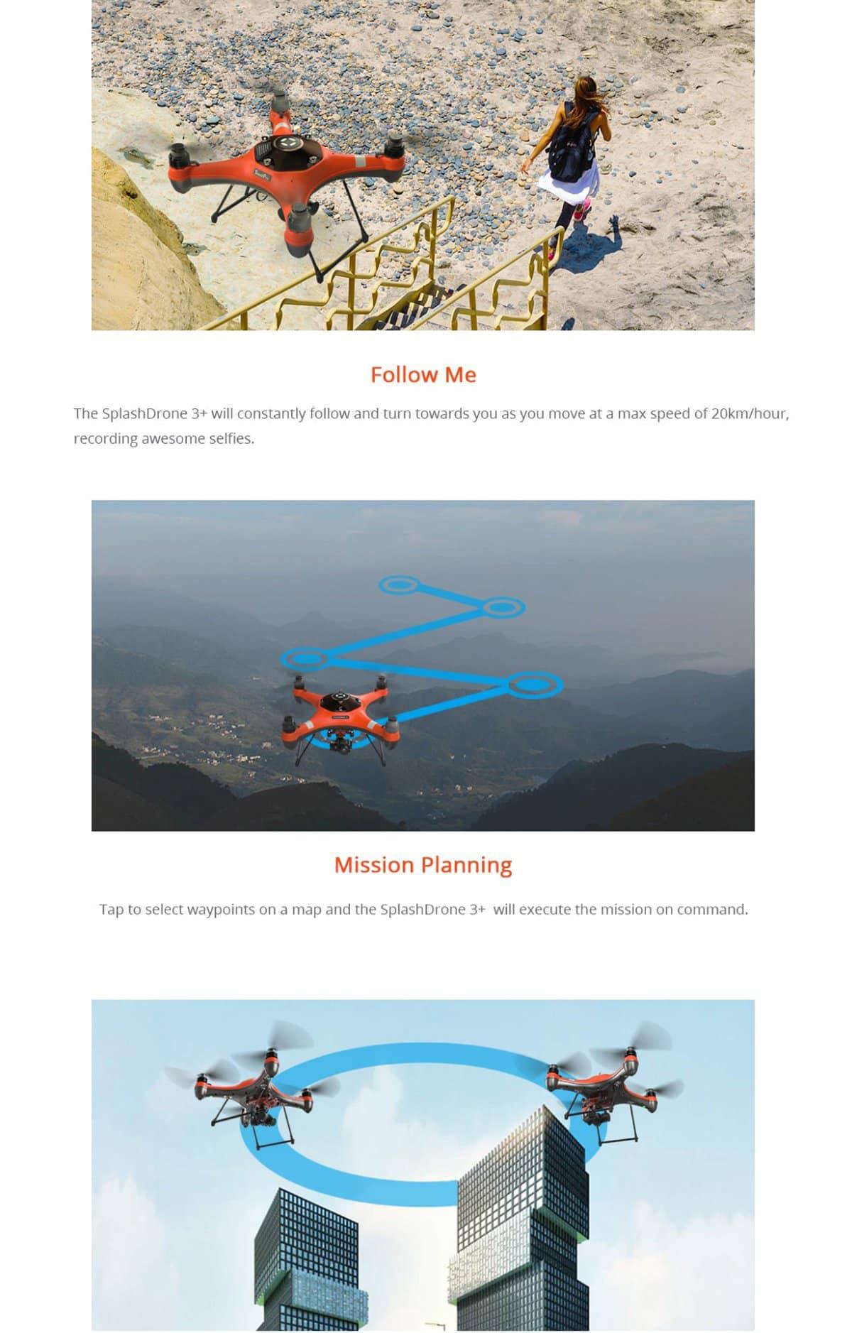 Bluetooth Datalink | Mission Planning