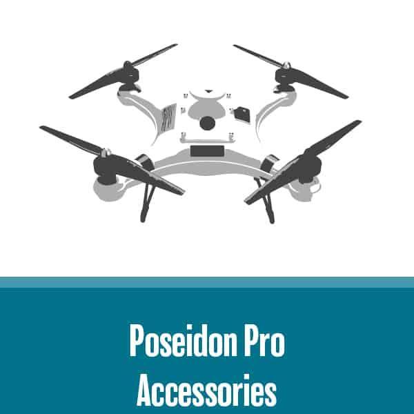 Poseido Pro Accessories