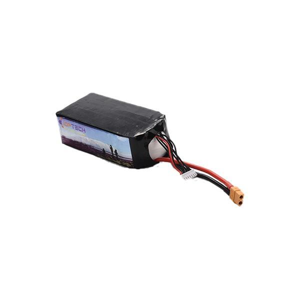 6S 7300mAh 22V lithium polymer battery