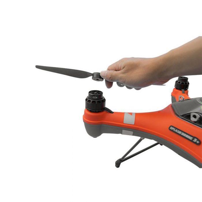 Ultimate Drone Fishing - SplashDrone Propellers