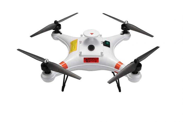 Ultimate Drone Fishing - Poseidon Pro is The ultimate IP67 Waterproof Fishing Drone