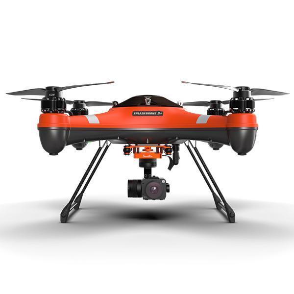 Ultimate Drone Fishing - SplashDrone 3 Waterproof Base Platform