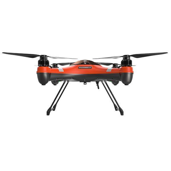 Ultimate Drone Fishing - SplashDrone 3 Waterproof Base Platform