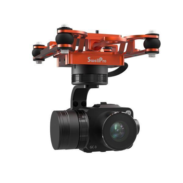 Ultimate Drone Fishing - Splashdrone 3 Axis Gimbal 4K camera