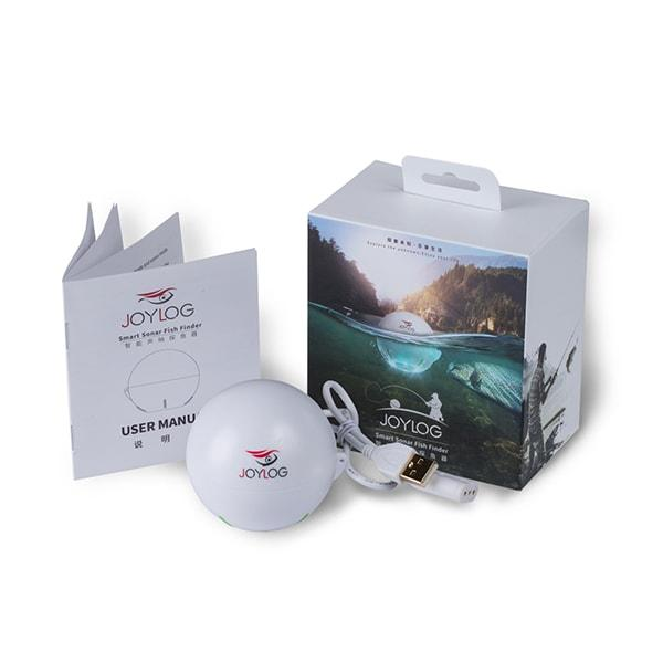 Fish Finders - Joy Log package