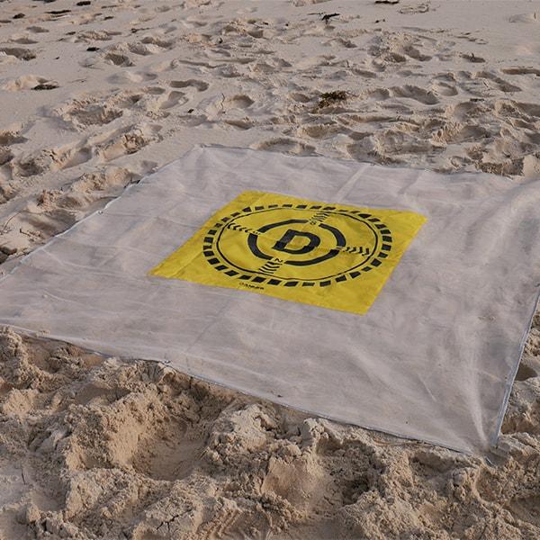 OANNES Drone Fishing Landing Mat