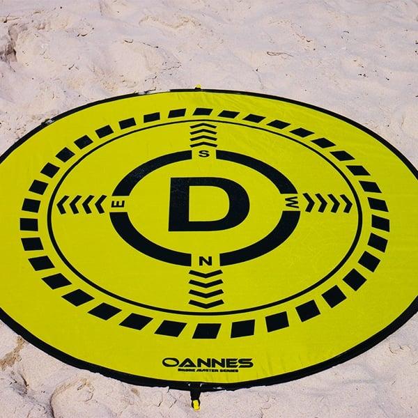 OANNES Drone Landing Pad