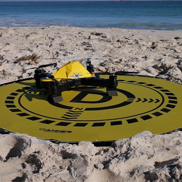 OANNES Drone Fishing Landing Pad Dimensions