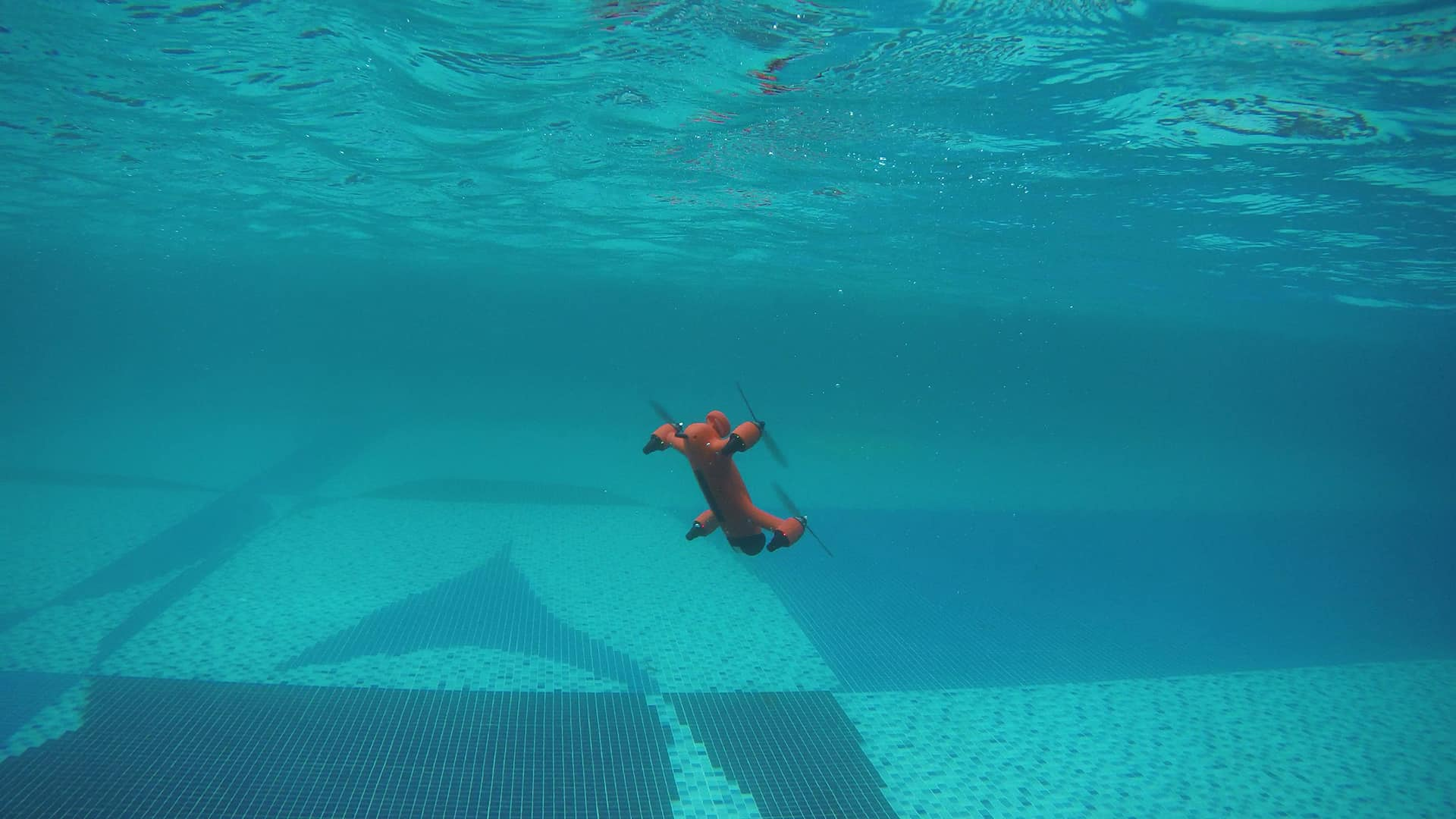 SwellPro Underwater - waterproof drones