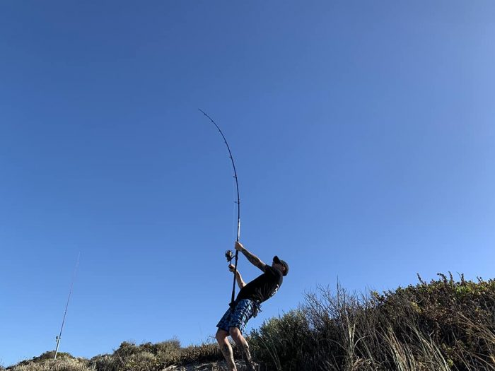 Drone fishing with OANNES Predator and Poseidon PRO