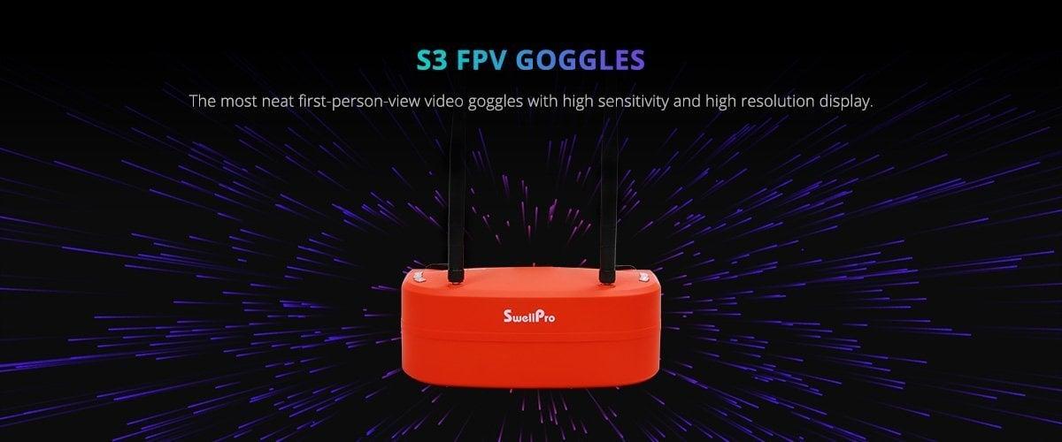 S3 FPV GOGGLES FPV Goggles