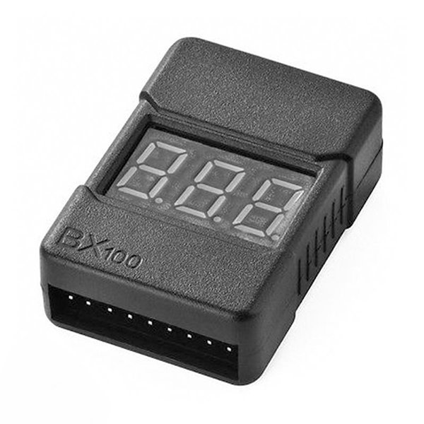 BX100 Battery checker