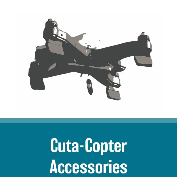 Cuta-Copter Accessories