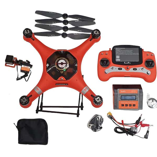 SplashDrone 3+ Drone Fisherman Pack