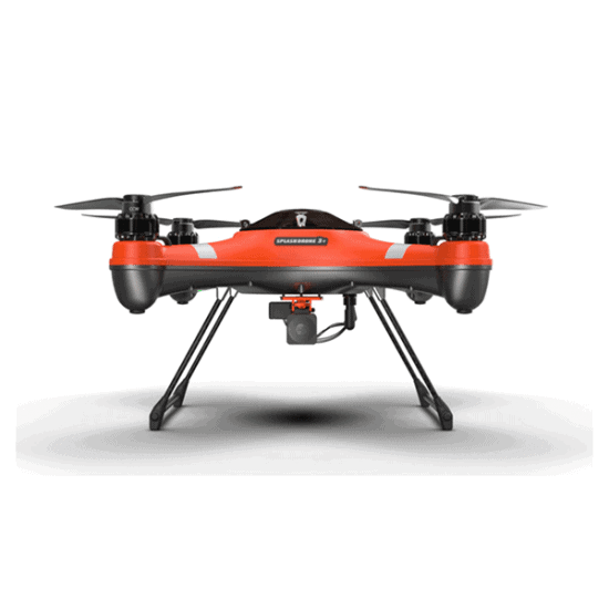 SwellPro Splashdrone 3 Plus with HD Camera PL2 Bait Release