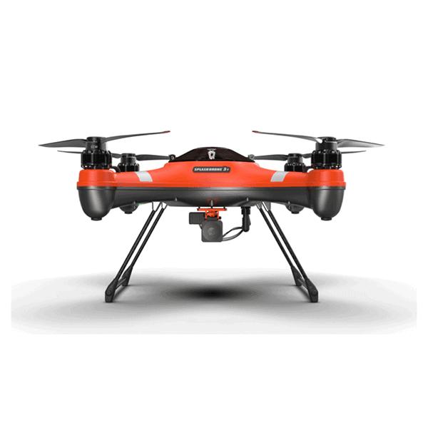 SwellPro Splashdrone 3 Plus with HD Camera PL2 Bait Release