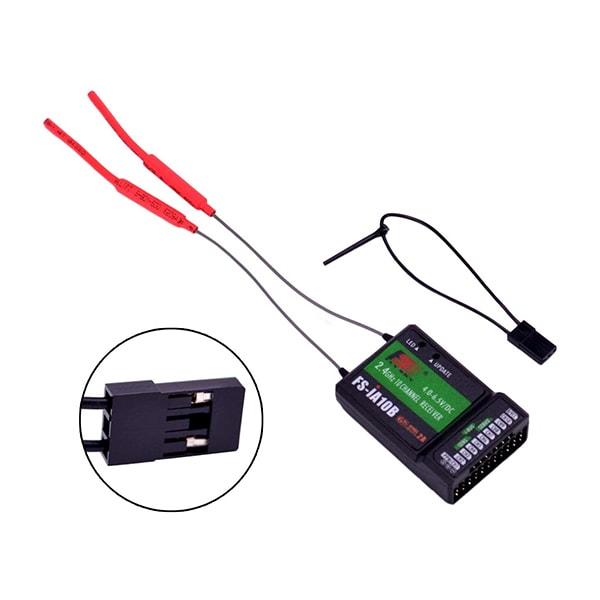 Poseidon Pro 2.4ghz 10 Channel receiver