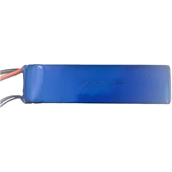 8100mAh Batteries