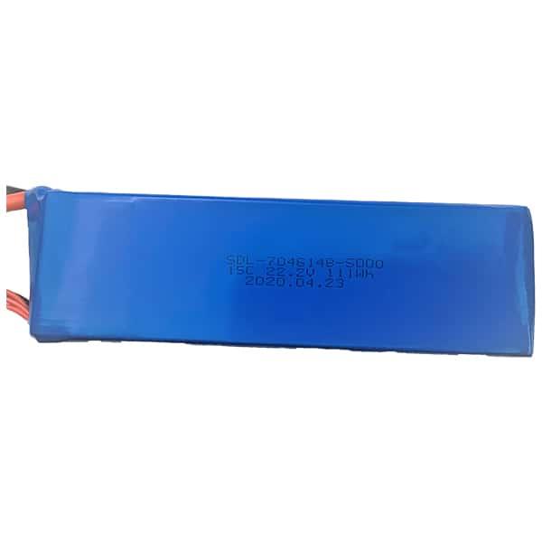 4S 5000mAh 14.8V Lipo Battery