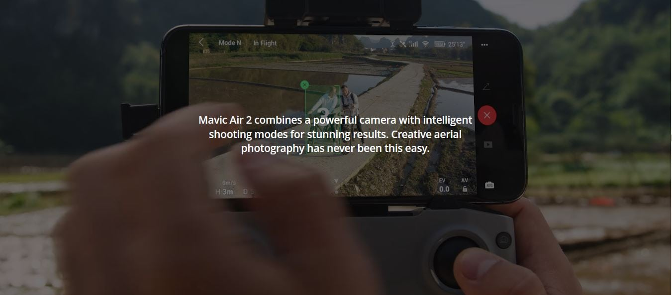 Mavic Air 2 Feature Introduction