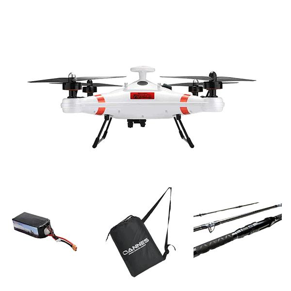 Poseidon Pro - Ultimate Drone Fishing Combo
