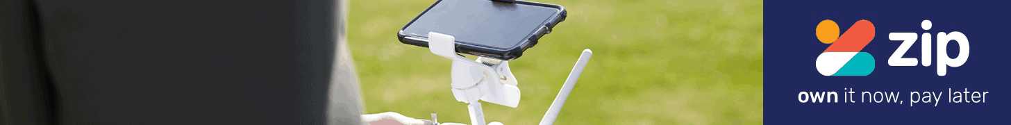 Buy your Drones and Drone Accessories with ZIP, Own it now, Pay later
