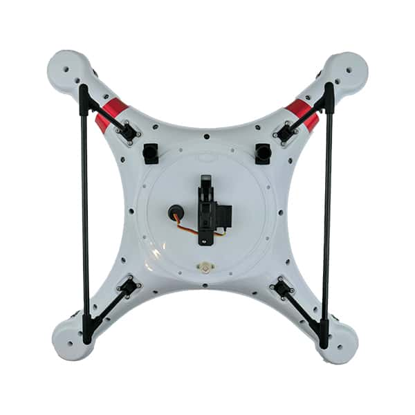 Poseido Pro Waterproof Drone for Fishing V2 Close Up