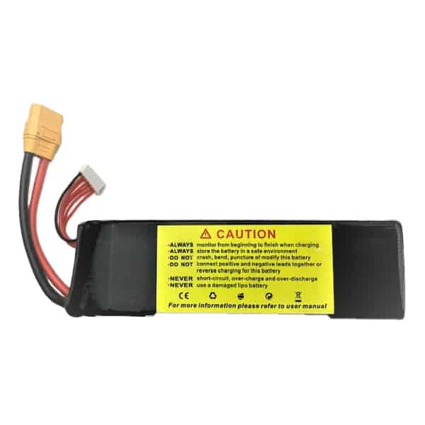 6S 6800mAh 22.2V LiPo Battery for drone fishing