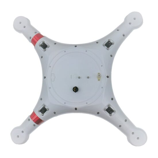 Waterproof Drone For Fishing Poseidon Pro Top Plastic Shell
