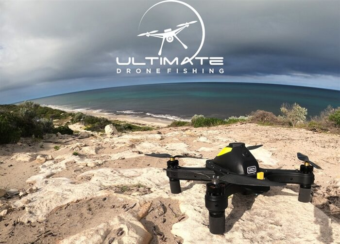 Drone Fishing with Cuta-Copter EX-1