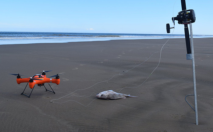 SwellPro Splashdrone