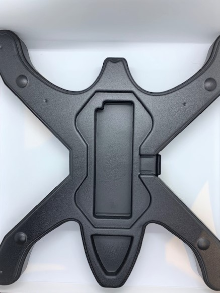 Cuta Copter -Top and Bottom casings
