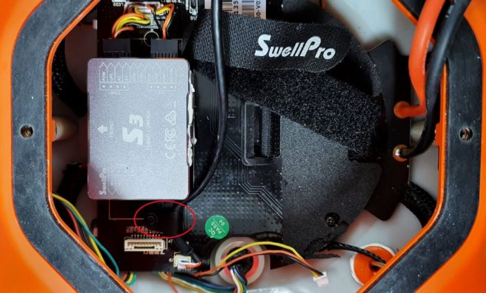 SwellPro Drones Part