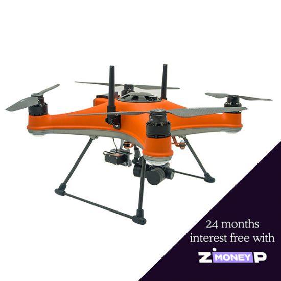 Splashdrone 4 - 24 months Interest free with Zip Money