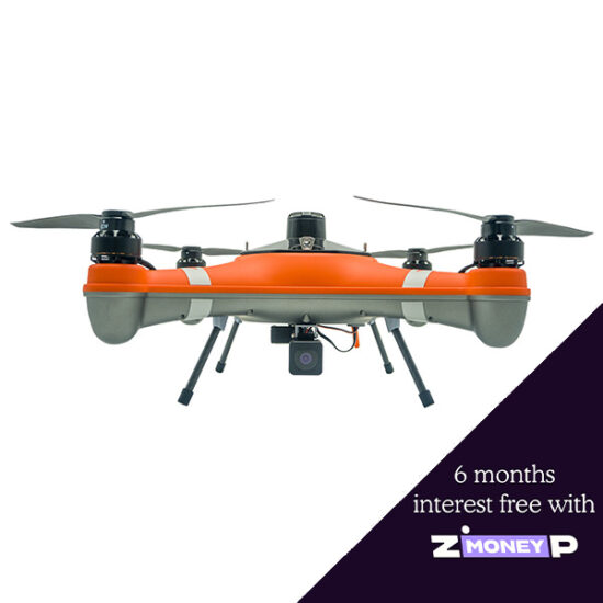 Swellpro Fisherman FPV - 6 months Interest free with Zip Money