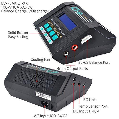 EX Peak C1 XR - Battery Balance Charger