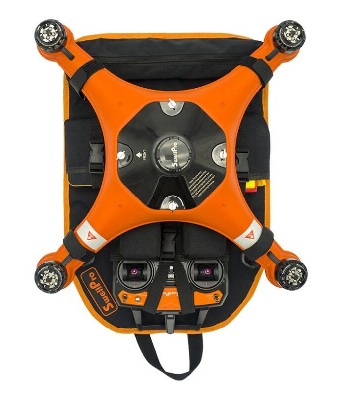 SwellPro Fisherman FD1 Backpack